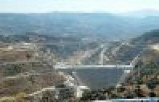 Çine Adnan Menderes Barajı Elektrik üretimine başladı