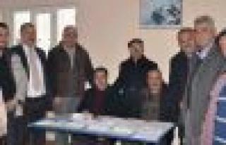 Çine MHP'de Delege Seçimleri Yapıldı