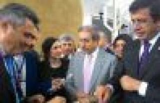EXPO Milano'da Türk zeytin ve zeytinyağı tanıtımına...
