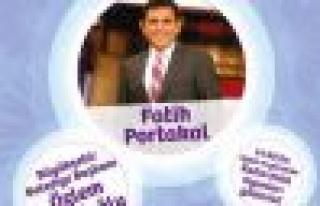 Fatih Portakal 8 Mart'ta Forum Aydın'a geliyor