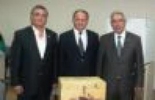 Gökbel, Aydın Sanayii Odası Meclisi'ne seçildi
