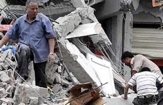 Çin'in güneybatısında deprem: 80 ölü