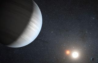 İki güneşi olan 'yaşanabilir' gezegen keşfedildi