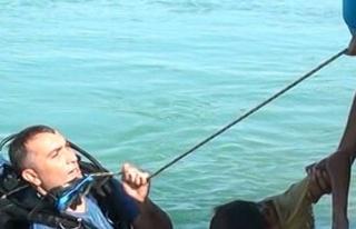 Küçük çocuk su kanalında boğuldu