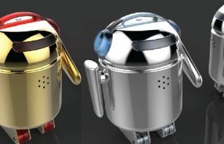 Çılgın Android robot 2013'te geliyor