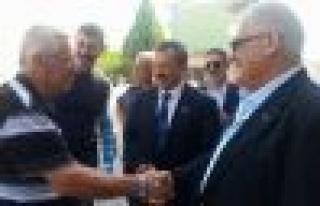 Milliyetçi Hareket Partisi (MHP) Aydın'da oylarını...