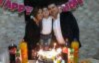 Nilüfersu için doğum günü partisi düzenlendi