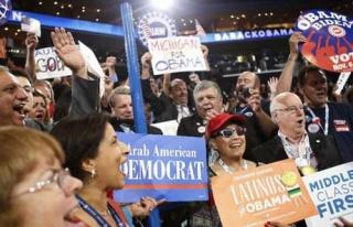 Obama yeniden Demokrat Parti'nin başı