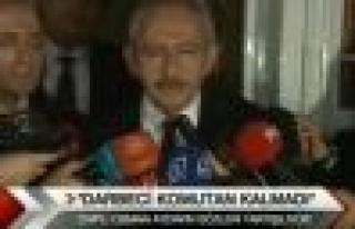 CHP'li Osman Aydın'a partisi sahip çıkmadı!