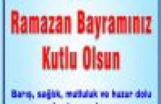 Özlem Çerçioğlu'nun Ramazan Bayramı Kutlama...