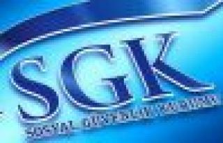 SGK'dan, Prim ve Diğer Ödemelerin Süresi Uzatıldı