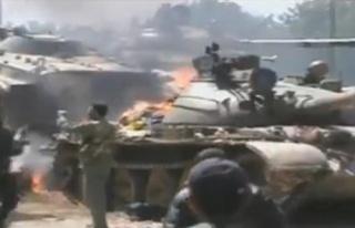 Suriye'de bugün 131 kişi öldü