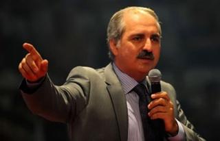İşte Kurtulmuş'un AK Parti rozetini takacağı...