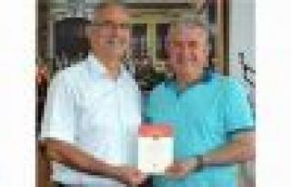 TEMA'dan Başkan Kale'ye Teşekkür Mektubu