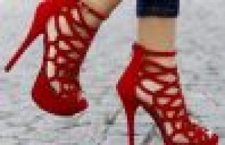 Topuklu ayakkabının etkilerine karşı ayaklarınızı...