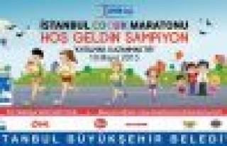 Türkiye'nin İlk Çocuk Maratonu 6 Bin Şampiyonunu...