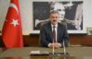 Vali Sayın Erol Ayyıldız Basın Bayramını kutladı
