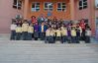 Yedieylül İlkokulu'ndan Kan Bağışına Destek