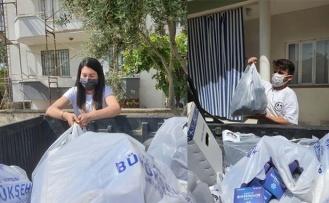 CHP'den ihtiyaç sahiplerine gıda yardımı