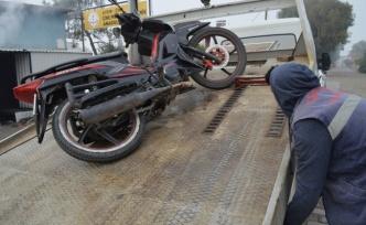Çine'de Trafik Kazası; 2 Yaralı