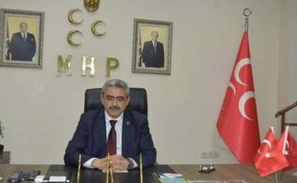 """MHP Aydın İl Başkanı Alıcık; """"Safımız belli, tarafımız belirgindir"""""""