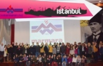 Çine Marmara Koleji İstanbul'u Gezdi