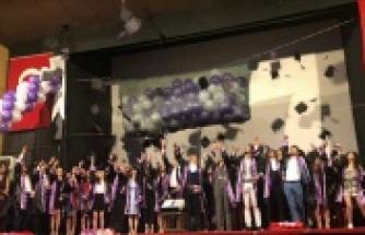 Çine Uğur Lisesi 3. Dönem Mezunlarını Verdi
