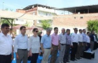 Çine İmam Hatip Ortaokulu, 2. TÜBİTAK Bilim Fuarı'nı Açtı