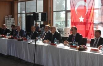 Aydın Valisi Yavuz Selim Köşger, Çine'yi Ziyaret Etti