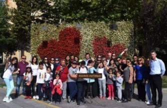 Özel Çine Marmara Koleji, Kapadokya'yı Gezdi