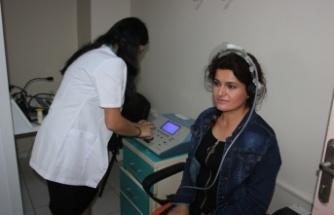 Çine Devlet Hastanesi İşitme Testi Cihazı Hizmette