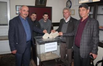Ziraat Odası Delege Seçimleri Yapıldı