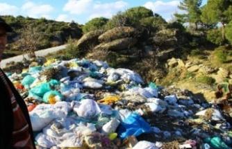 Karpuzlu Belediyesi Çöpleri Toplayamaz Hale Geldi