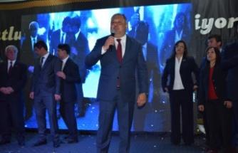 Başkan Dinçer, Meclis Adaylarını ve Projelerini Tanıttı