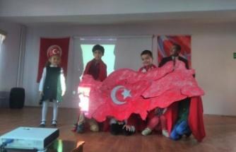 Çine'de, İstiklal Marşı Okuma Yarışması Düzenlendi