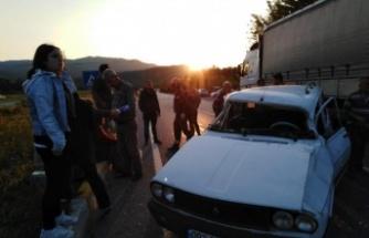Çine'de Kaza: 2 Yaralı