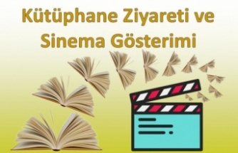 Kütüphanede Sinema Keyfi