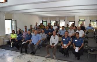 Kolluk Kuvvetleri İle Toplantı