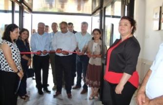 'Üç Boyutlu Kat'ı Sanatı ve Ahşap Boyama Sergisi Açıldı