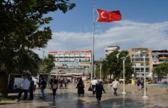Aydın'da kamuya açık alanlarda toplantı ve yürüyüşler yasaklandı