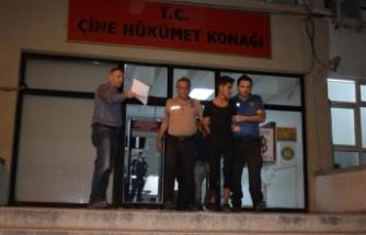 Karpuzlu'da Nitelikli Yağma Suçuna 2 Tutuklama
