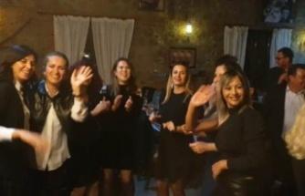 Eğitim İş'li Öğretmenler Günlerini Kutladı