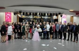 Atatürk İlkokulu Okul Aile Birliği Dayanışma Gecesi Düzenlendi