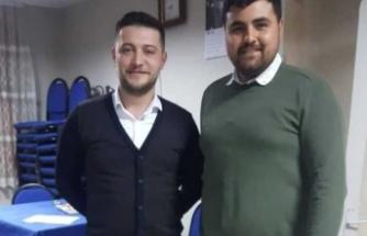 CHP'li Gençlerin Yeni Başkanı Emre Keser