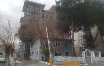 Çine İlçe Emniyet Müdürlüğü Binası Yıkıldı