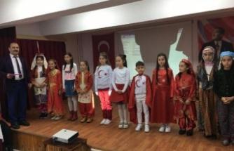 Çine'de İstiklal Marşı'nı Güzel Okuma Yarışması