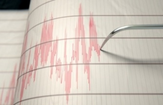 5.5 şiddetindeki deprem Çine'de hissedildi