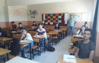 Madran Anadolu Lisesinde DYK Başladı