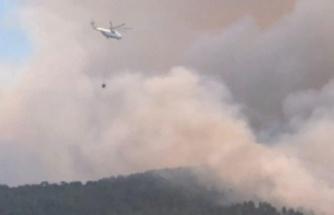 Akçaova'daki yangınla ilgili 1 kişi tutuklandı