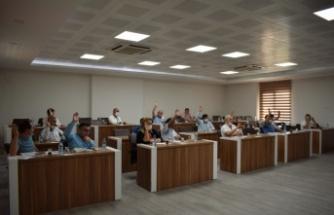 Çine Belediyesi Ağustos ayı meclis toplantısı gerçekleştirildi
